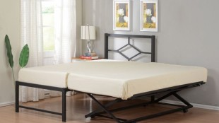 Daybed WIth Popup Trundle