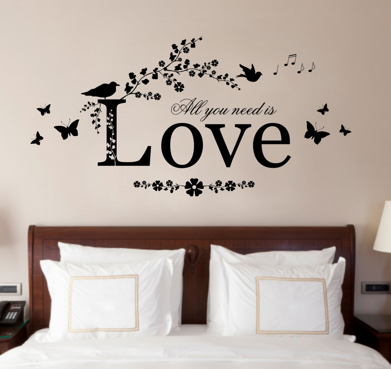 Pictures For The Bedroom Wall Bedroom Wall Design Thematic