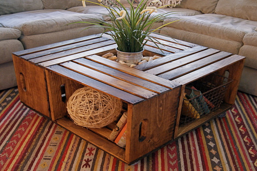 Simple Coffee Table Ideas