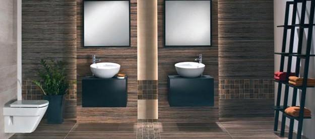 Stunning Modern Bathroom Tile Ideas