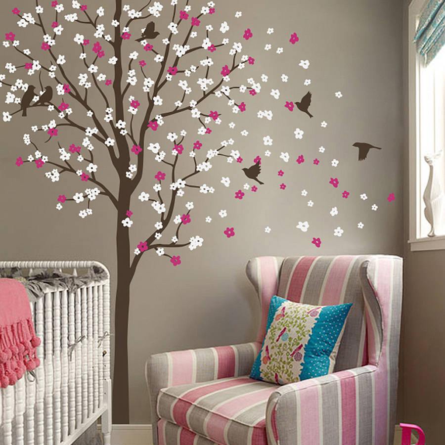 Wall Art Decals For Living Room: 5 Types Of Wall Art Stickers To Beautify The Room