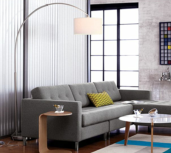 Modern Arch Floor Lamps