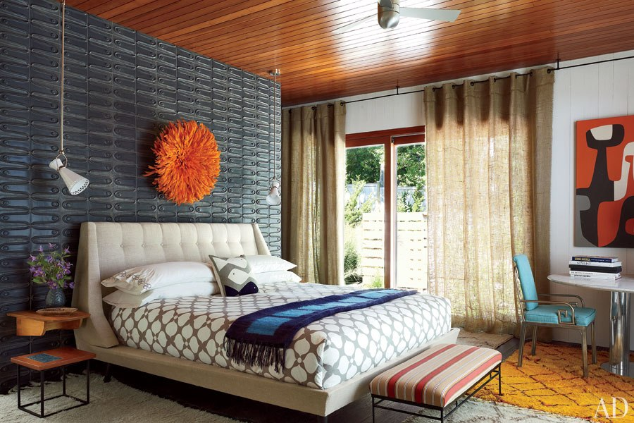 Decorative Modern Window Treatments For Bedroom