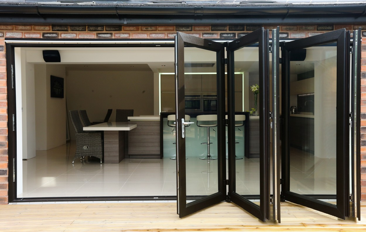 Bi Fold Doors The Functional Amp Beautiful Option For Home