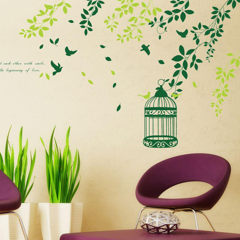 ... Wall Art Stickers For Living Room ... Part 49