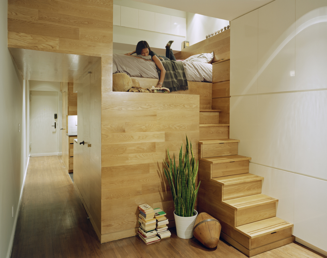 Loft Beds For Adults With Stairs