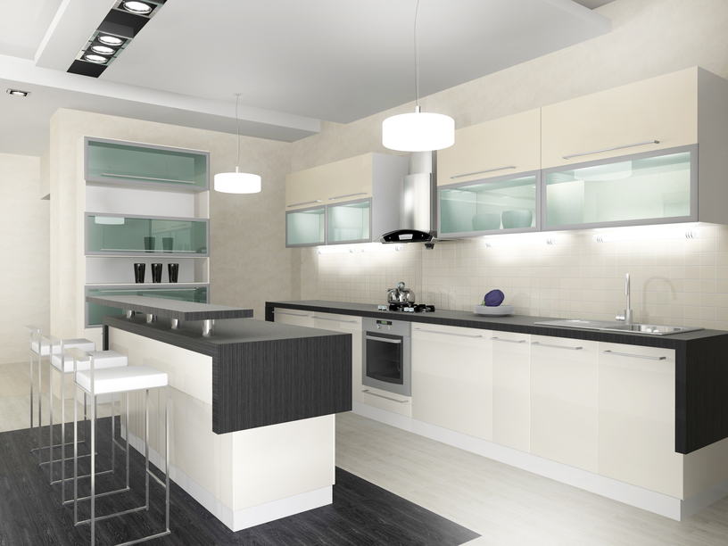Modern kitchen cabinets design features inoutinterior for New style kitchen cabinets