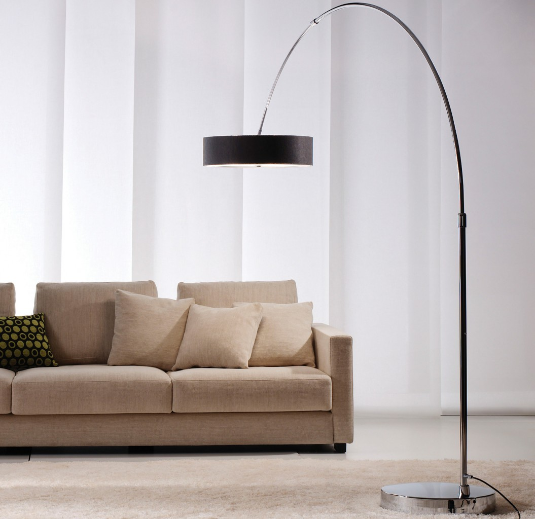 Modern Arc Floor Lamps