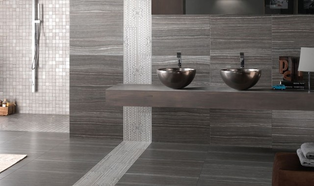 ... Modern Bathroom Floor Tiles ...