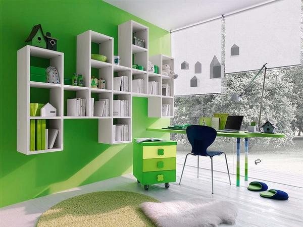 Modern Floating Shelves For Bedroom
