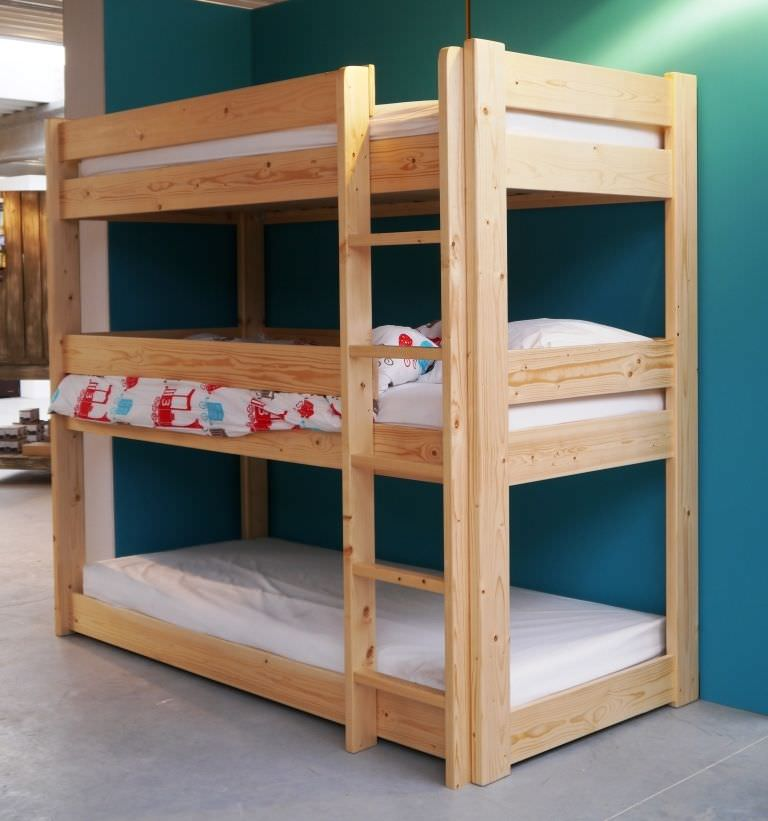 Where Can I Buy A Triple Bunk Bed