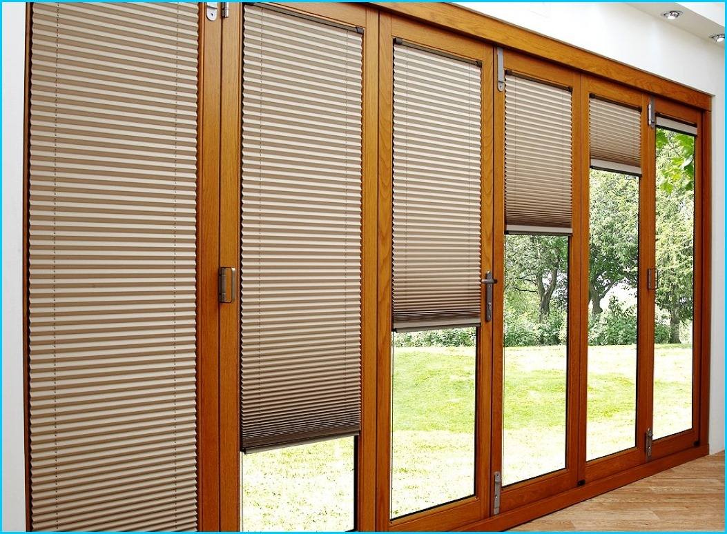 ... Sliding Patio Doors With Built In Blinds ...