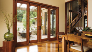 Sliding Patio Doors Wood