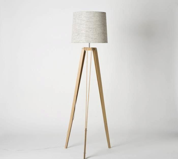 Tripod floor lamp for a modern look inoutinterior tripod floor lamp simple minimalist solutioingenieria Image collections