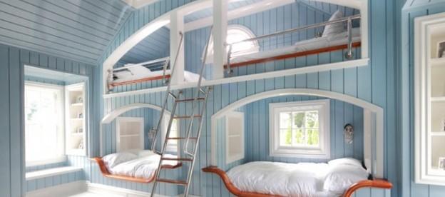 Triple Bunk Bed Modern Amp Functional Designs 187 Inoutinterior