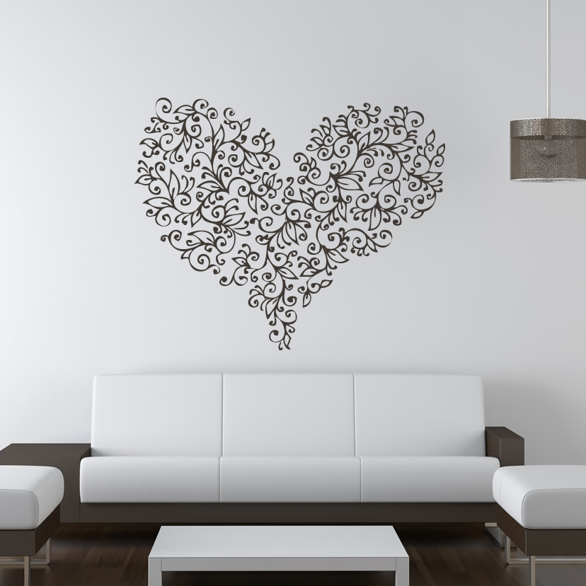 Wall Art Stickers Dunelm : Types of wall art stickers to beautify the room