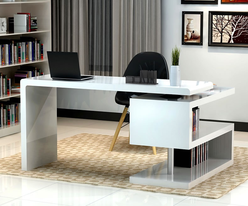 Selecting The Best Home Office Desks