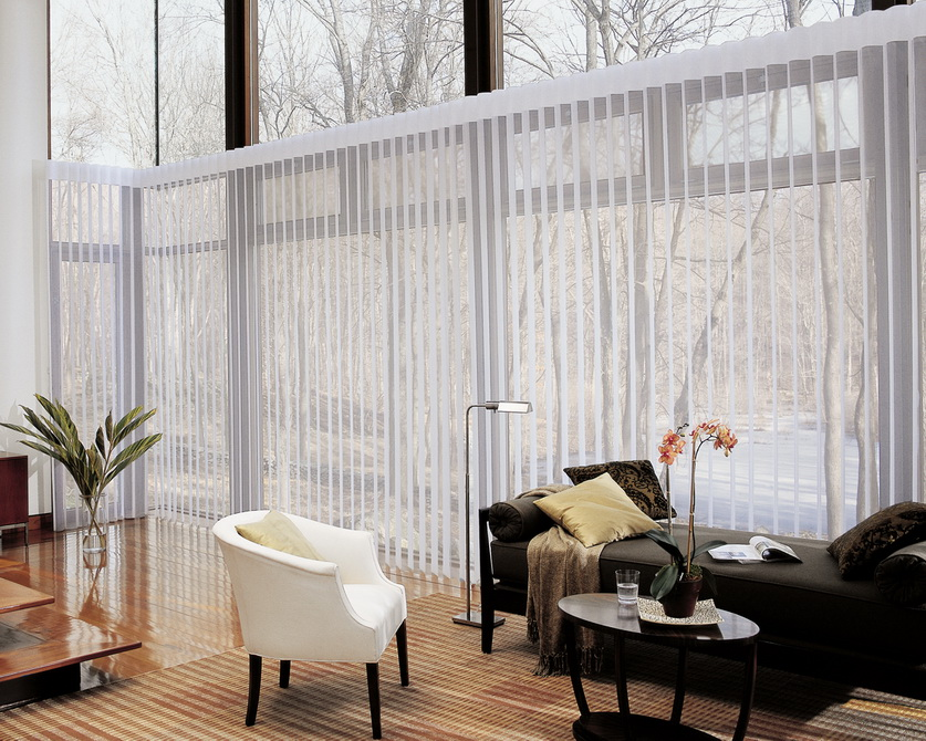 Pictures Of Window Treatments For Sliding Patio Doors: Decorative Modern Window Treatments Ideas » InOutInterior