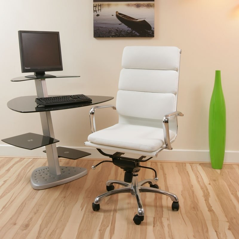 White Office Chair Ergonomic Designs