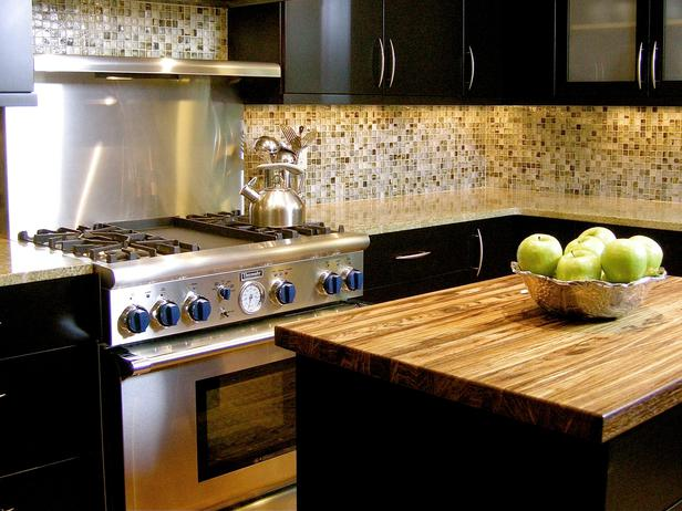 Butcher Block Countertops Great Option For Any Kitchen