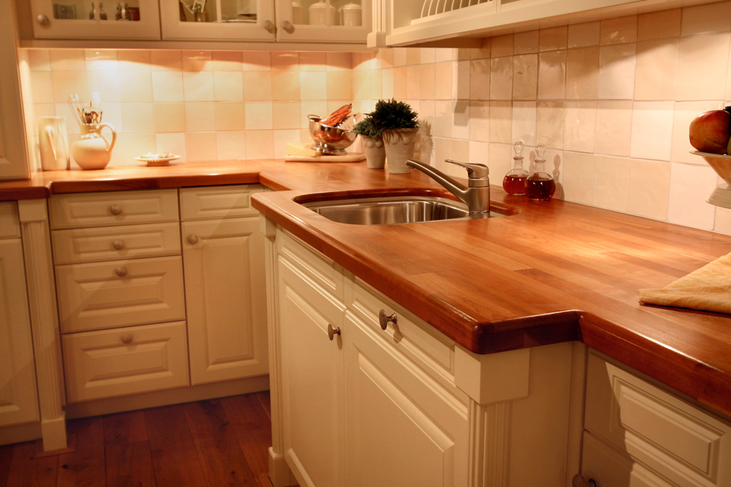 Butcher Block Style Kitchen Counter : Butcher Block Countertops Great Option For Any Kitchen ? InOutInterior