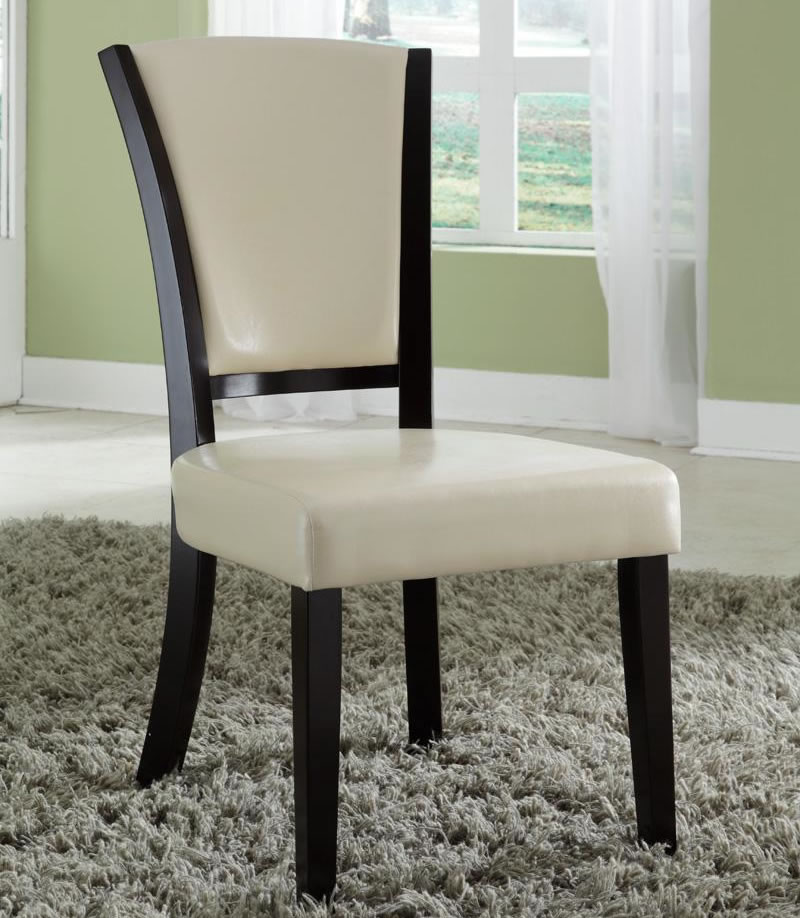 Contemporary dining chairs designs ideas inoutinterior for Dining chair ideas