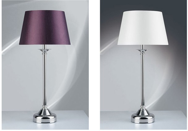 Contemporary Modern Bedside Table Lamps