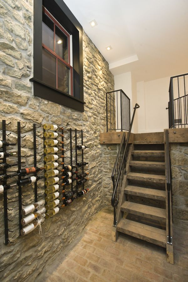 Decorative Wall Mounted Wine Racks