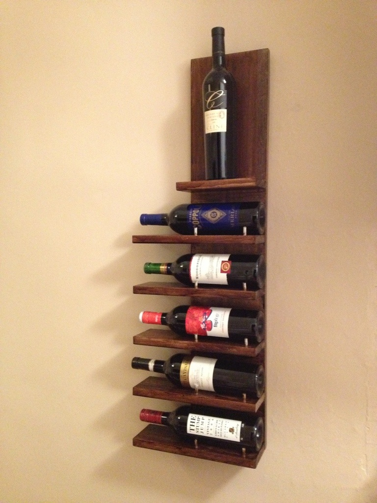Diy Wooden Wine Racks