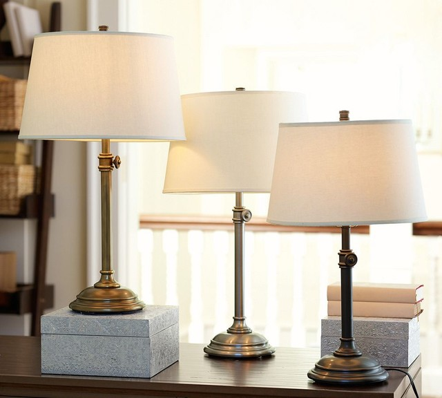 Elegant Bedside Table Lamps Design