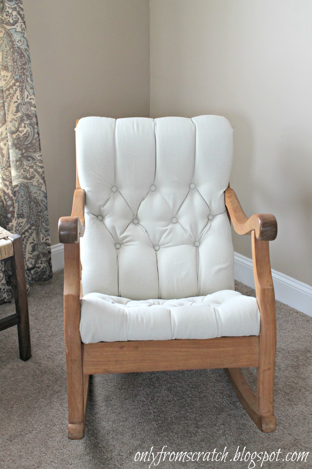 Nursery rocking chair a great furniture for nursery inoutinterior - Rocking chair but ...