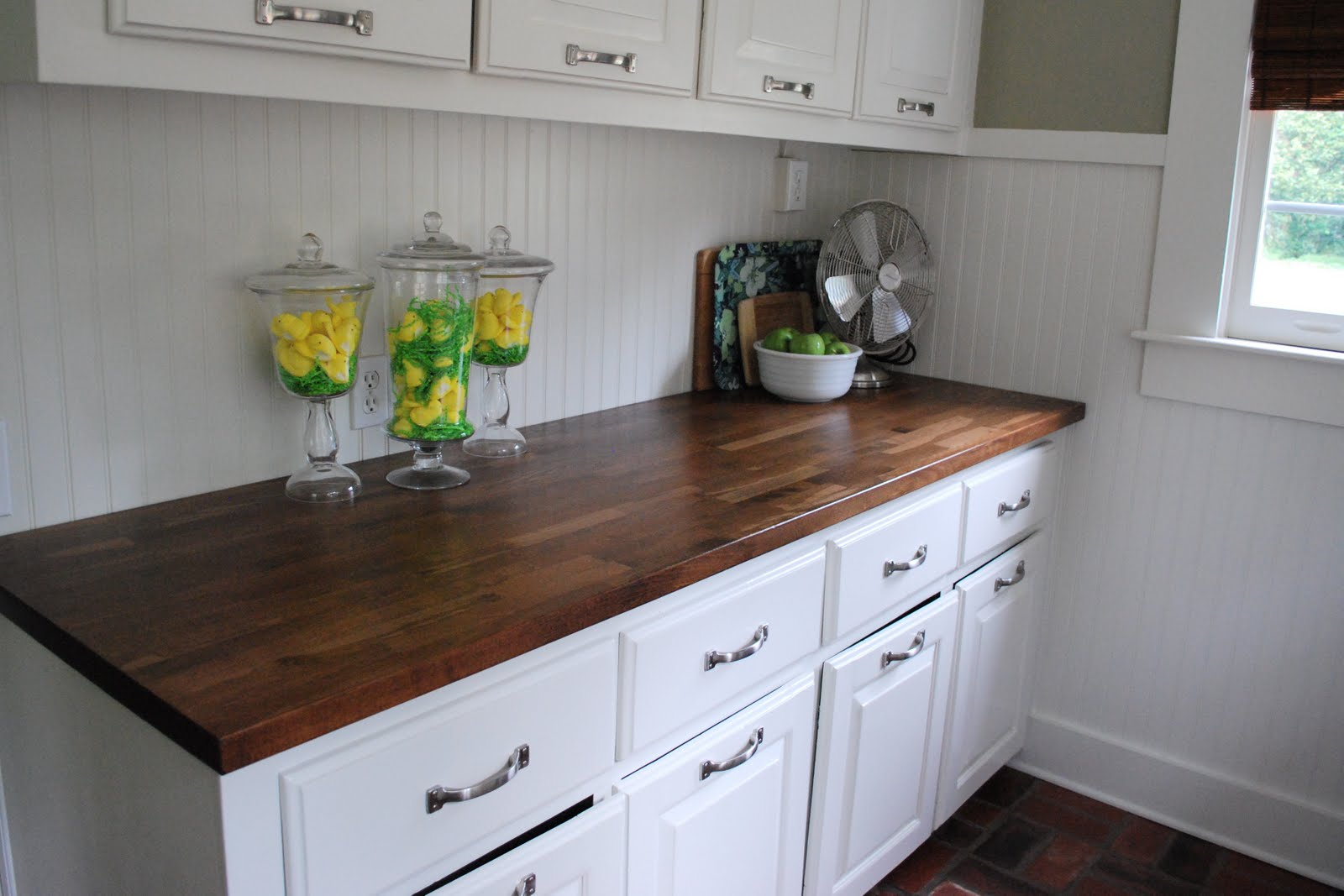 Ikea Countertop Materials : Butcher Block Countertops Great Option For Any Kitchen ...