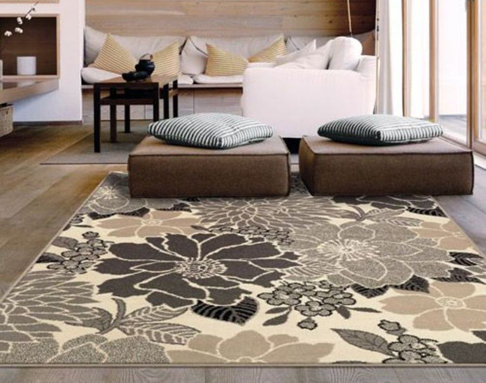 Large area rugs add style and personality for Area carpets and rugs