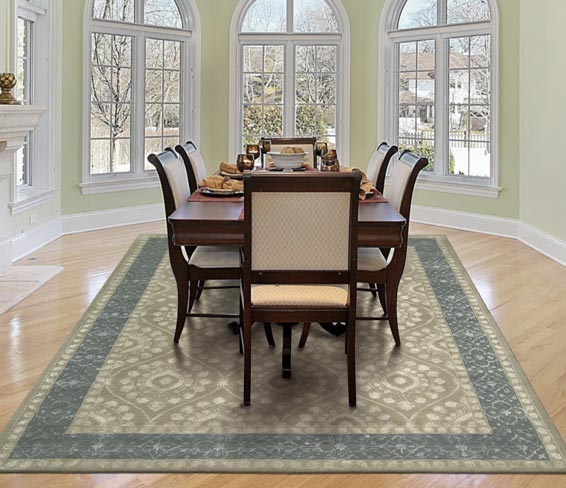 Dining Room Carpet: Add Style And Personality