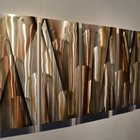 ... Metal Wall Art ...