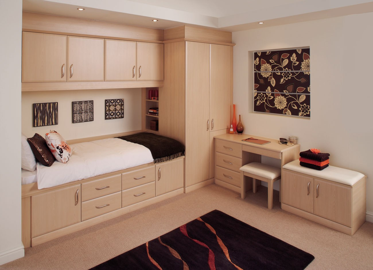 Glance Through  A63D25 In A Complete Package Including The Parts That Go Up  And Down. Highest Rated Fitted Bedroom Furniture Ballymena  Wooden Wardrobe