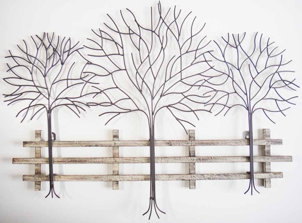 metal wall art for modern home inoutinterior