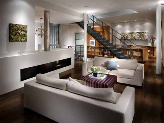 10 Stunning Modern Interior Design Ideas For Living Room Inoutinterior