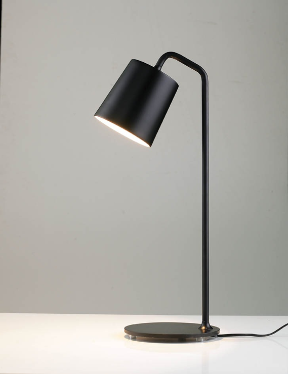 gallery for modern table lamp. nova lighting 1010046 ridgeway ...
