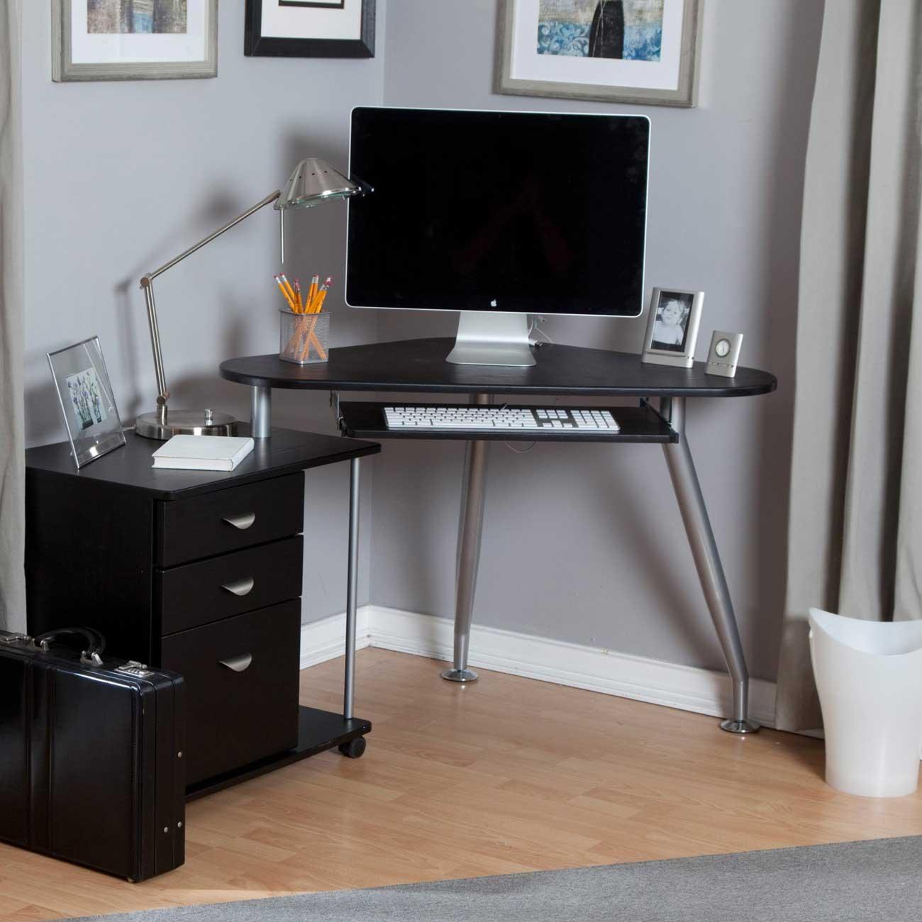 Modern Corner Computer Desk Ikea