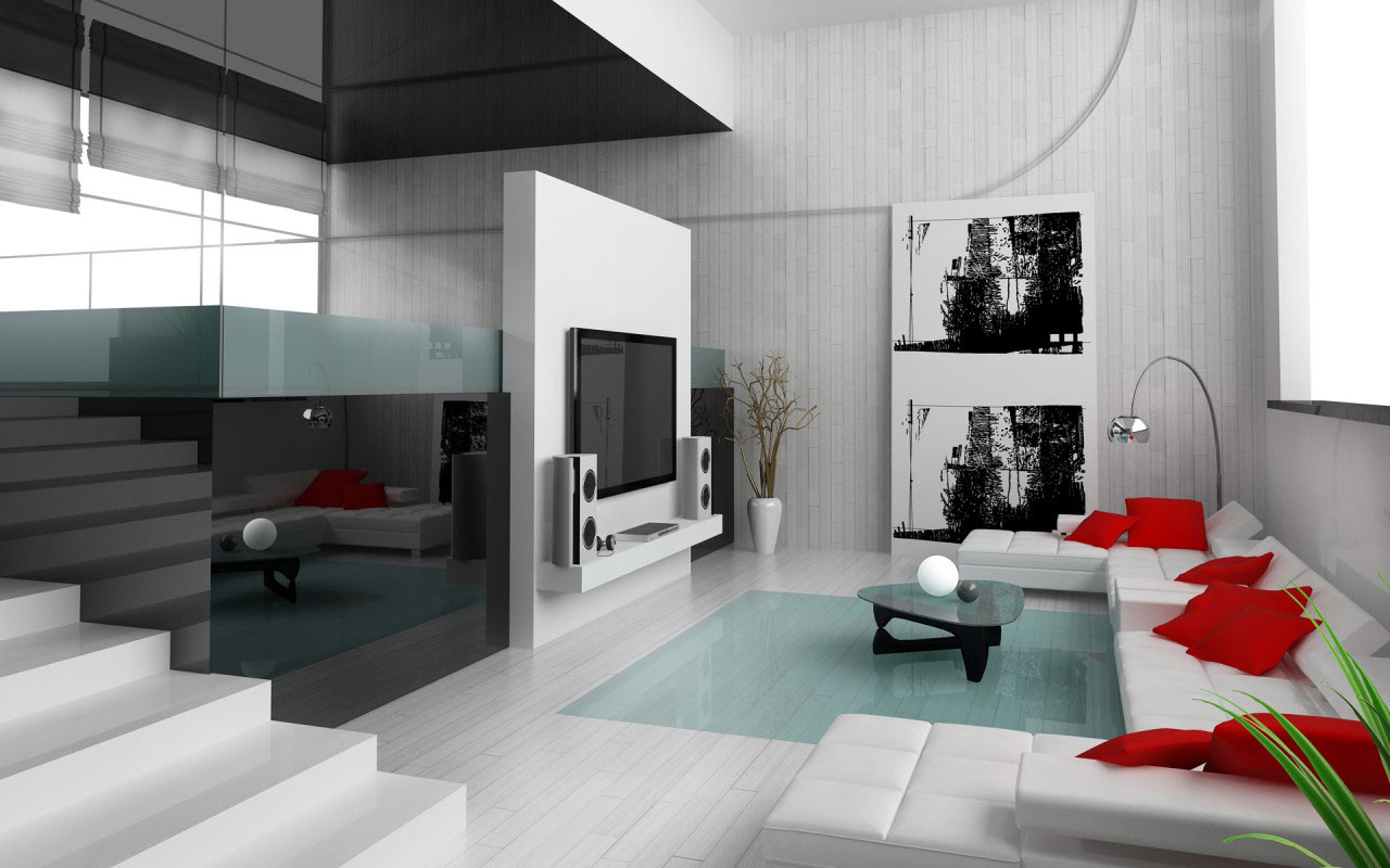 . 10 Stunning Modern Interior Design Ideas For Living Room   InOutInterior