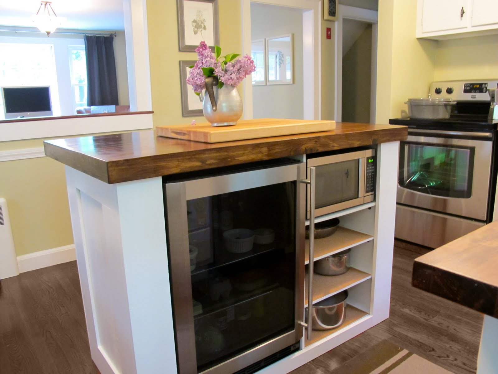 Diy Kitchen Island kitchen island ideas & how to make a great kitchen island