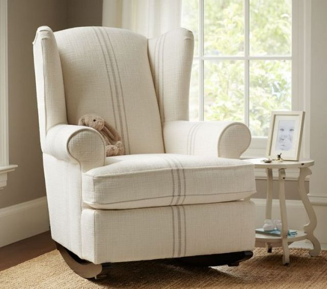 Ordinaire ... Nursery Rocking Chair ...