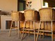 Outdoor Bar Stools Vintage Stylish