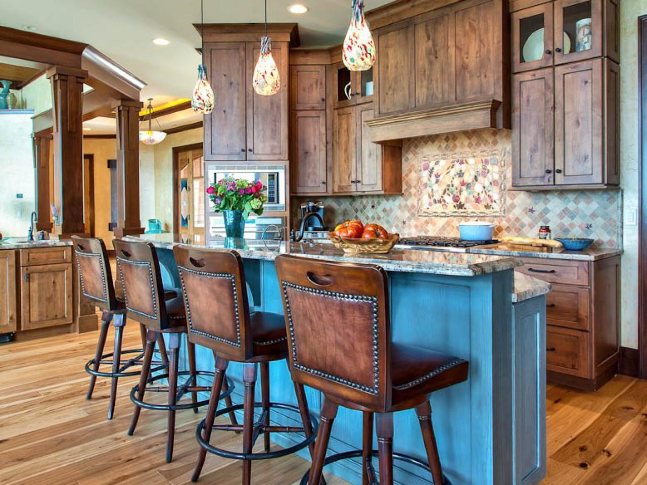 ... Rustic Kitchen Island Ideas ...