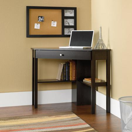 Small computer desk inoutinterior - Small corner laptop desk ...