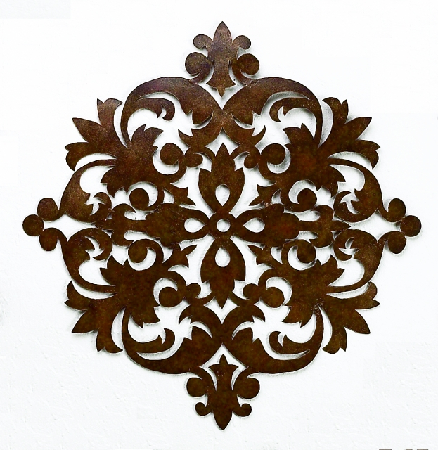 Tuscan Metal Wall Art