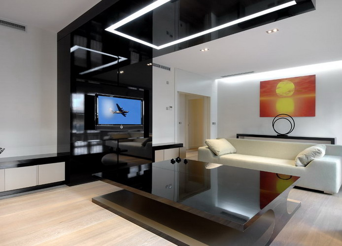 Ultra Modern Interior Design