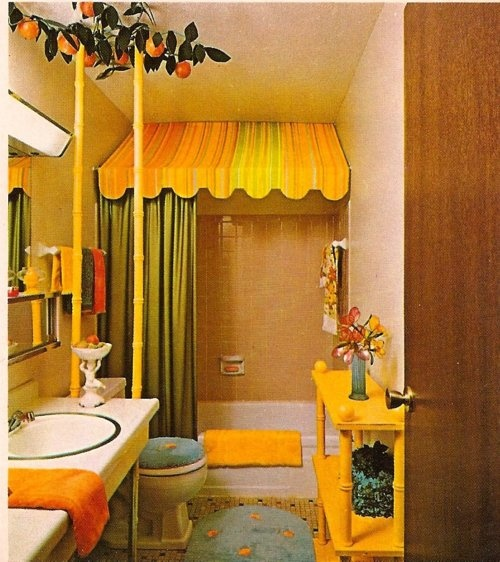 Unique Shower Curtains Yellow