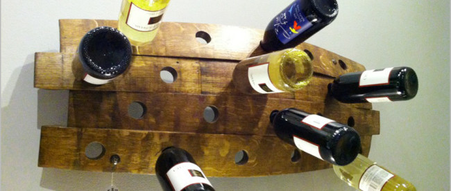 Wooden Wine Racks Unique
